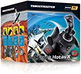 Thrustmaster T.Flight Hotas X (Hotas System, PC/PS3)