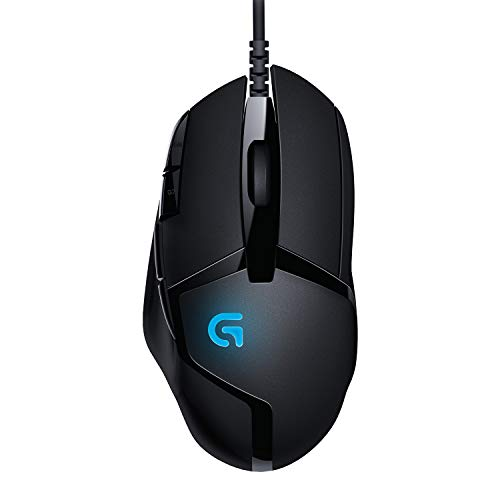 Logitech G402 Hyperion Fury Gaming Maus