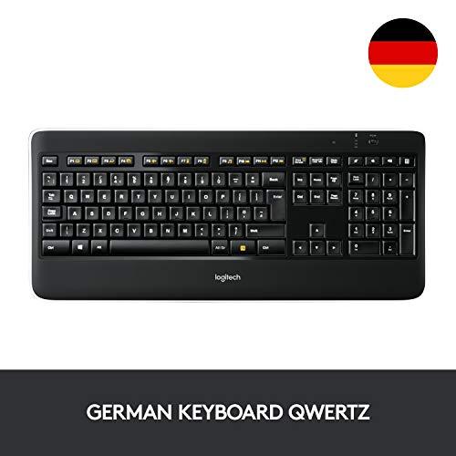 Logitech K800 Wireless Gaming Tastatur