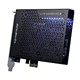 AVerMedia Live Gamer HD 2, PCIe, Full HD 1080p60, Video Capture Card, Plug and Play, Grabber, fr Desktop und Laptop, Ersteller auf YouTube und Twitch, OBS, Xbox, PS4, Skype (GC570)