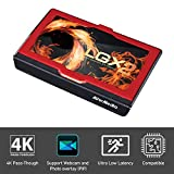 AVerMedia Live Gamer EXTREME 2 (LGX2) - 4Kp60 Pass-Through, USB 3.1 Game Capture Aufnahmekarte, Low-Lantecy zum Aufnehmen und Streamen in Full HD 1080p60 (GC551)