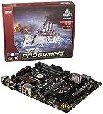 Asus Z170 Pro Gaming Mainboard Sockel 1151 (ATX, Intel Z170, 4x DDR4-Speicher, USB 3.1, M.2 Schnittstelle)