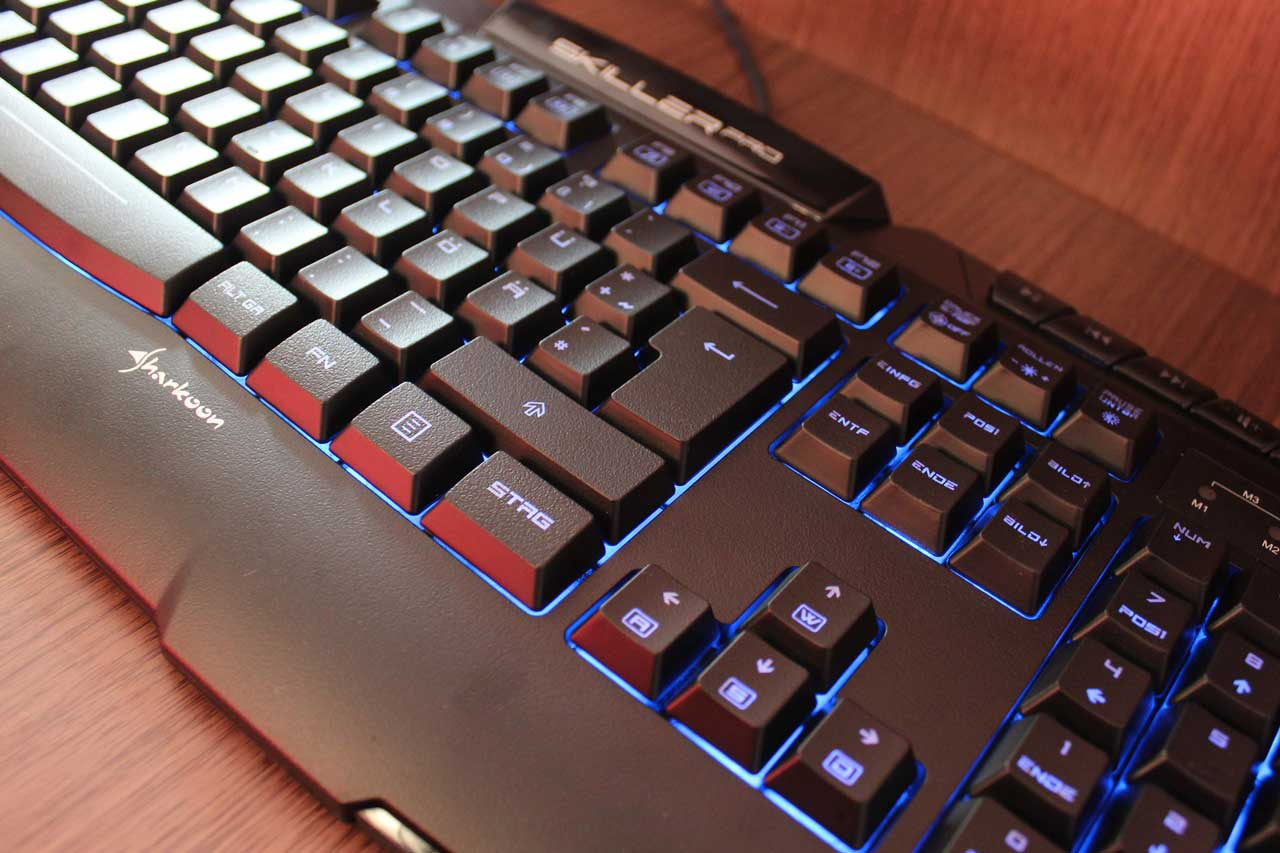 gaming-tastatur-sharkoon-skiller-pro-test