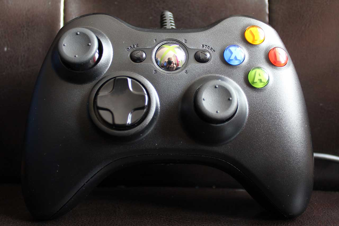 xbox-360-Controller-test