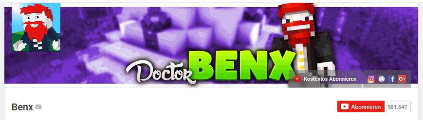doctor benx
