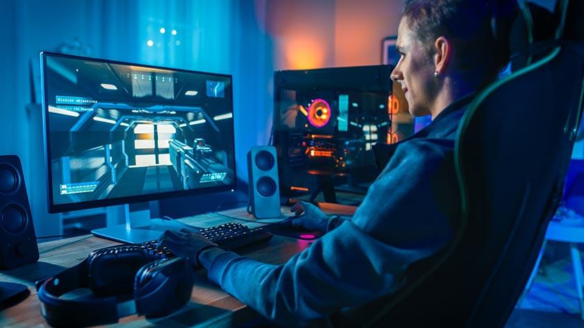 Gaming Schreibtisch: 5 Dinge, die Du wissen musst